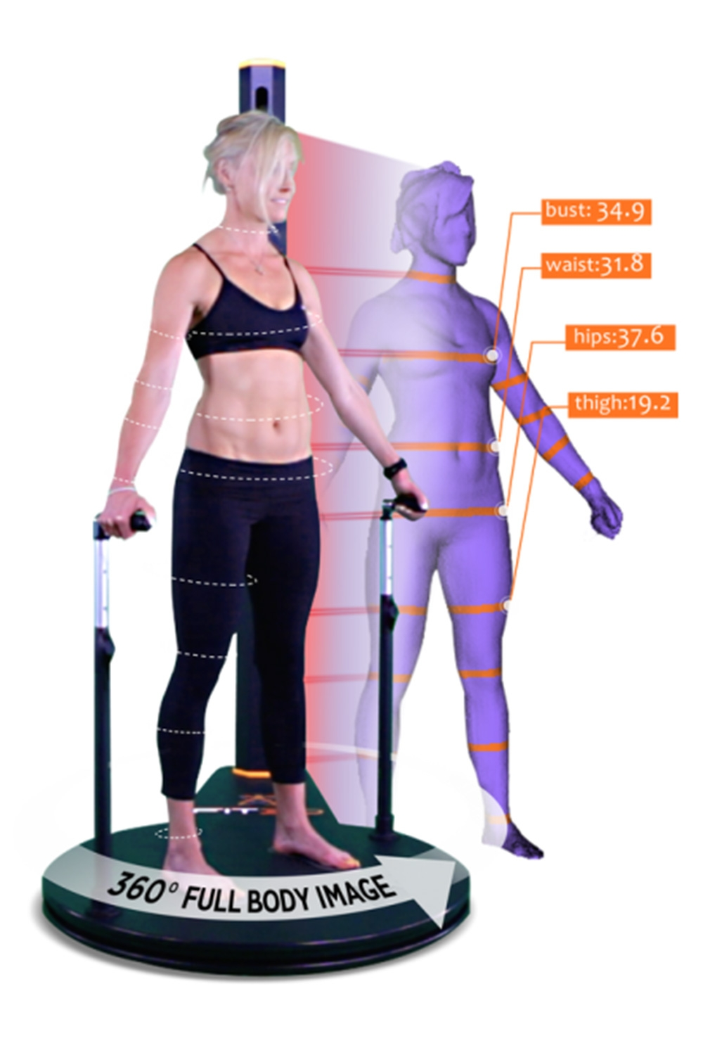 Fit 3D Body Scan