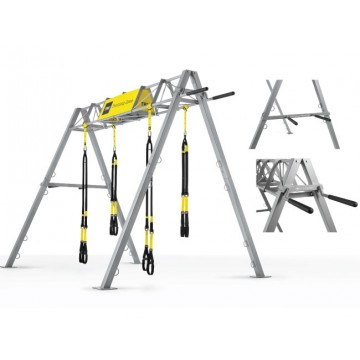 TRX S-Frame Standard with Dip and Hammer Bars