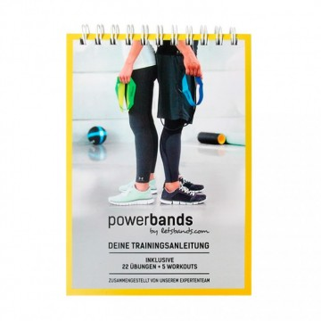 Deutsch: Powerbands Trainings Handbuch