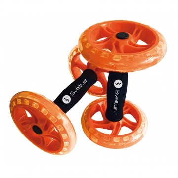 Sveltus Ab Wheel Duo
