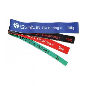 Sveltus Elasti'ring 4er-Set