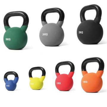 SET Kettlebells & Rack