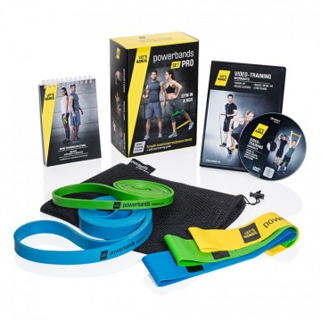 Powerbands Set Pro (DE-ENG)