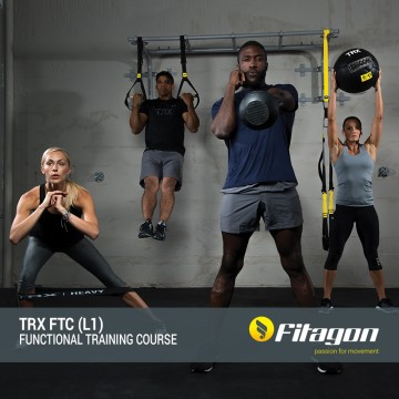 TRX FTC, Functional Training Course