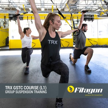 TRX GSTC (L1) - Group Suspension Training Course