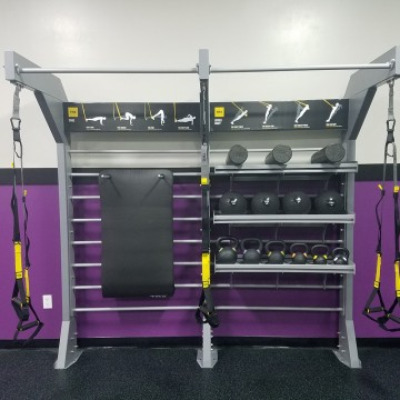 TRX Suspension Bay