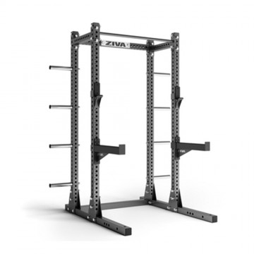 Half Rack with Storage