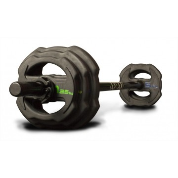Ignite V2 Rubber Studio Barbell Set