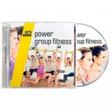 Powerbands Group Fitness Music CD