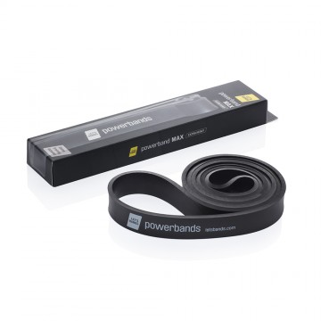 powerbands MAX extra heavy black