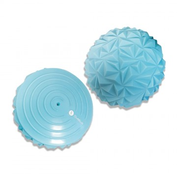 Sveltus Foot Massage Half-Ball Duo