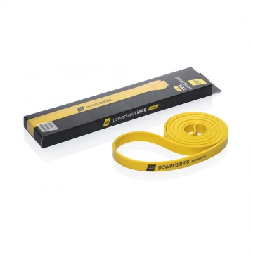 Powerbands Max Light Yellow