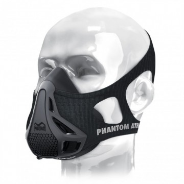 Phantom Training Mask Black/Grey