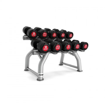 Ziva SL 5 Pair  Dumbbell Rack