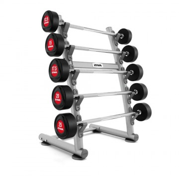 Ziva SL 5 Piece Barbell Rack