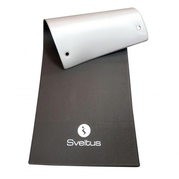 Sveltus Fitnessmatte Performance grey/black