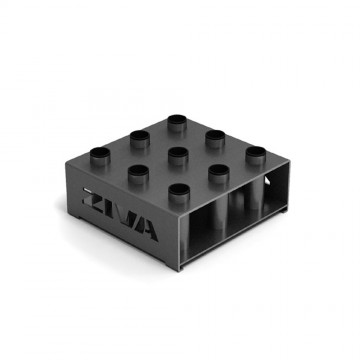 Ziva XP Olympic Bar Storage Stand (Stores 9)